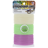 Glow-In-The-Dark Friendship Cord