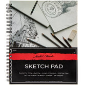 """Master's Touch Sketch Paper Pad - 9"""" x 12"""""""