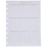 Minimalist Happy Planner Paper