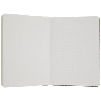 Tan Weave Bullet Journal