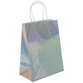 Iridescent Foil Craft Gift Bags