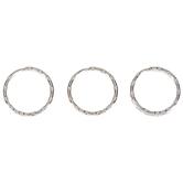 Textured Split Rings