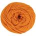 Bright Orange Crafter's Secret Cotton Yarn