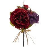 Mini Rose, Hydrangea, Dahlia & Peony Bouquet