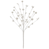 Pearl Bead & Berry Branch