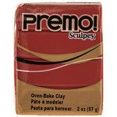 Cayenne Premo! Sculpey Clay