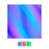 Cricut Holographic Vinyl Sampler