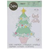 Embellished Christmas Tree Thinlits Dies