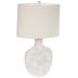 White Shell Lamp