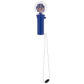 Blue USA Light Spinner