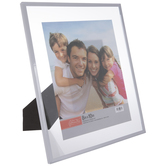 "White Metal Float Frame - 8"" x 10"""