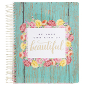 July 2019 - December 2020 Be Your Own Kind Of Beautiful Planner