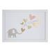 Elephant Love You Tons Framed Wall Decor