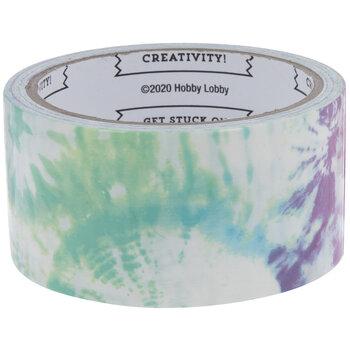 Pastel Tie Dye Art Project Tape