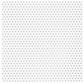 "Silver Foil Hearts Scrapbook Paper - 12"" x 12"""