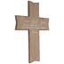 Come Lord Jesus Wood Wall Cross