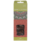 Sage & Citrus Incense Cones