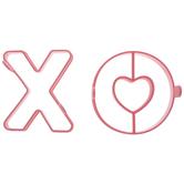 X And O Pancake Molds