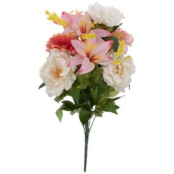 Hydrangea, Peony, Lily & Zinnia Bush