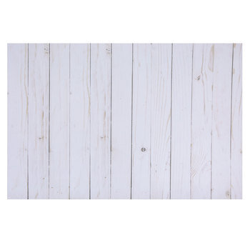 """White Wood Poster Board - 22"""" x 28"""""""