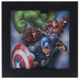 Avengers Wood Wall Decor