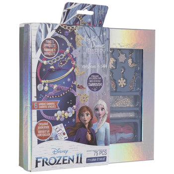 Frozen 2 Crystal Dreams Jewelry Kit