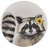 Raccoon Plate