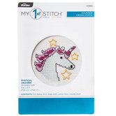 Mystical Unicorn Counted Cross Stitch Kit