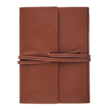 Brown Wrap Sketch Journal