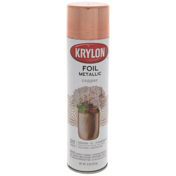 Krylon Foil Metallic Spray Paint