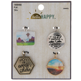 Joy Is Everywhere Charms