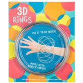 Kinetic Spring Rings
