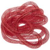 Red Mesh Loop Garland