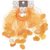 Orange Pumpkin Tutu Hair Ties