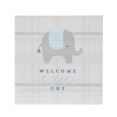 Welcome Little One Napkins - Small