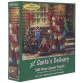 Santa's Delivery Puzzle