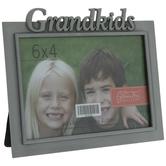 """Grandkids Metal Frame - 6"""" x 4"""""""