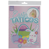 Have A Hoppy Easter Temporary Tattoos