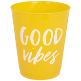 Good Vibes Cups