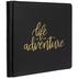 Life Is An Adventure Strap Hinge Scrapbook Album - 12