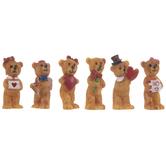 Mini Valentine's Bears