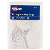 Strung Marking Tags