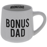 Hashtag Bonus Dad Mug