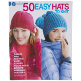 50 Easy Hats To Knit