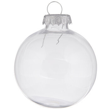 Ball Ornament - 2 1/2""