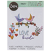 Sizzix Thinlits Love Birds Dies