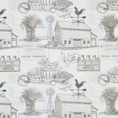 Farm Fresh Duck Cloth Fabric