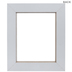 White Wood Open Frame - 8