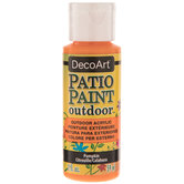 Pumpkin Patio Paint