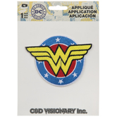 Wonder Woman Iron-On Applique